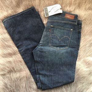 LEVIS | boot cut jeans women's size 30 - 10 NWT
